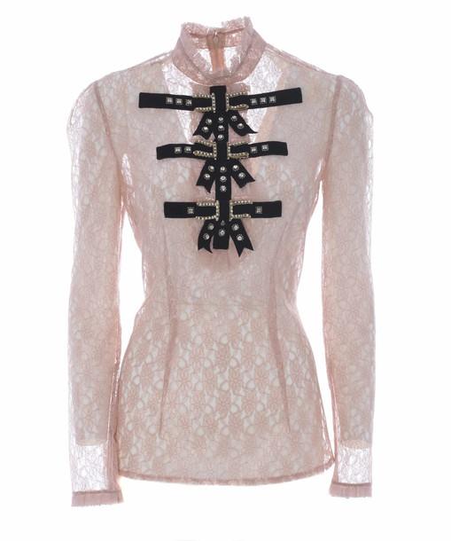 Philosophy di Lorenzo Serafini dress lace dress embellished lace