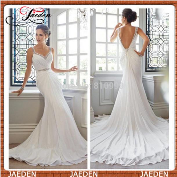 elegant long dresses, woman dress, evening dress, open back dress ...