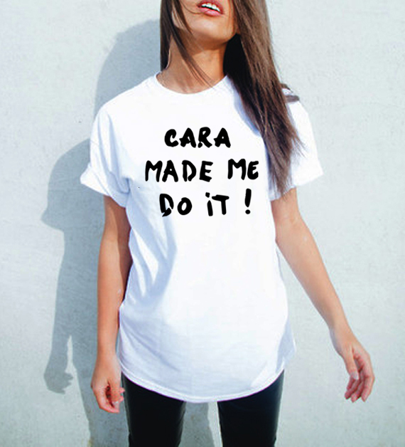 Cara Made Me Do It T-Shirt-Luxury Brand LA · Luxury Brand LA · Online Store Powered by Storenvy