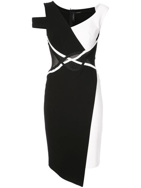 Yigal Azrouel dress women spandex black