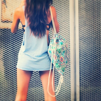 bag boho coachella hippie gypsy bohemain women shoulder bags backpack tirbal southwest-inspired dress boho bag