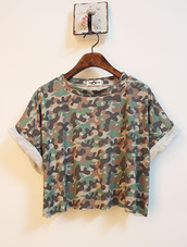 top,cloth,clothes,camouflage,leopard print,mcclaugherty