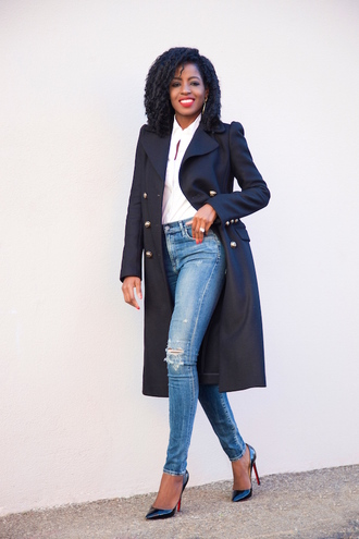 blogger jacket sweater skirt tank top jeans pants shoes dress