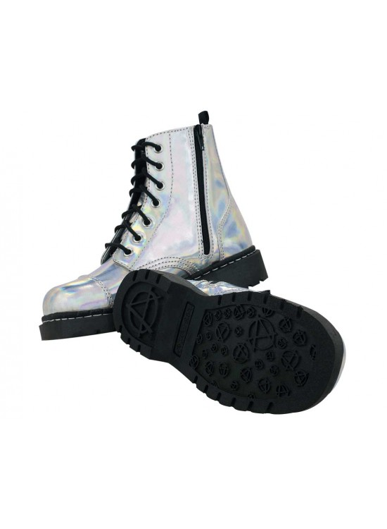 Iridescent 7 Eye | COMBAT BOOT