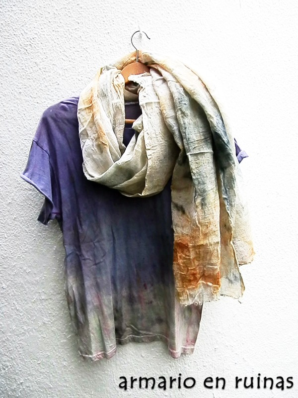 blouse scarf tie dye t-shirt band t-shirt woman shirt unisex