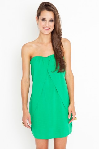 Cheap clover green dresses - Dressed for less