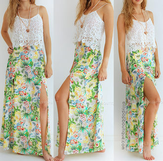 maxi skirt floral summer top summer outfits ootd skirt ootd ootn ootdfash ootd summer shirt ootfd ootf floral skirt