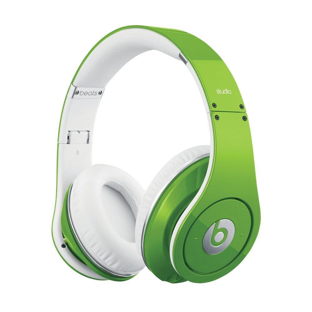 Top Beats Studio by Dre Headphones Green Discount Online - $150.18