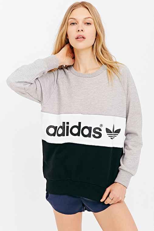 Adidas originals city sweatshirt