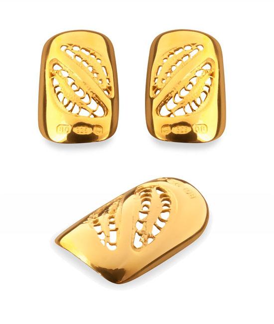 Gold | Range | Bohem Jewellery