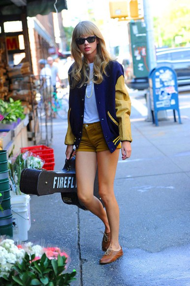 jacket baseball jacket taylor swift