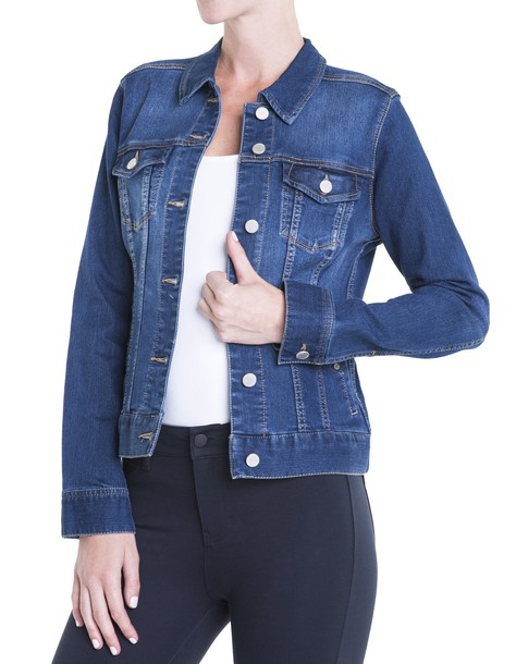 jacket denim jacket denim dark