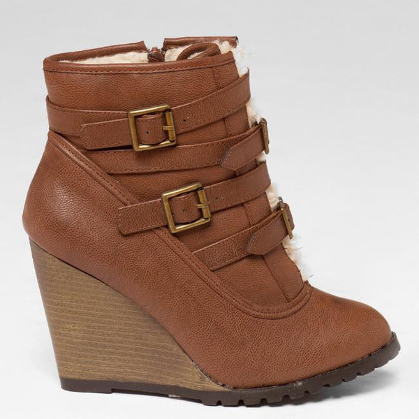 shoes booties wedges wedge booties winter outfits winter boots