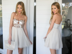 Madeline Sequin Party Dress – Dream Closet Couture