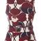 P.a.r.o.s.h. - floral print tank top - women - polyester/spandex/elastane - m, red, polyester/spandex/elastane