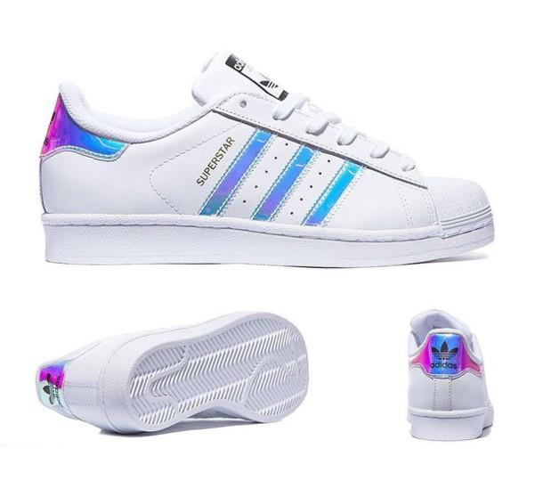 b967377cf12 Adidas Superstar Holographic Shoes herbusinessuk.co.uk