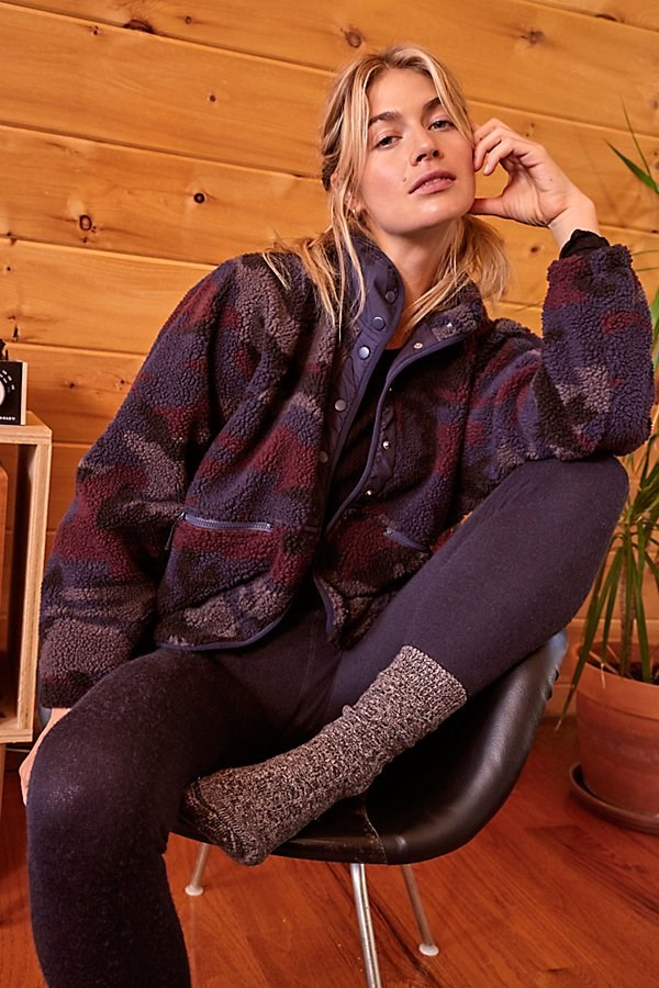 Rocky Ridge Fleece Jacket by FP Movement at Free People