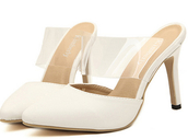 shoes,white,black,summer shoes,transparent,slanelle