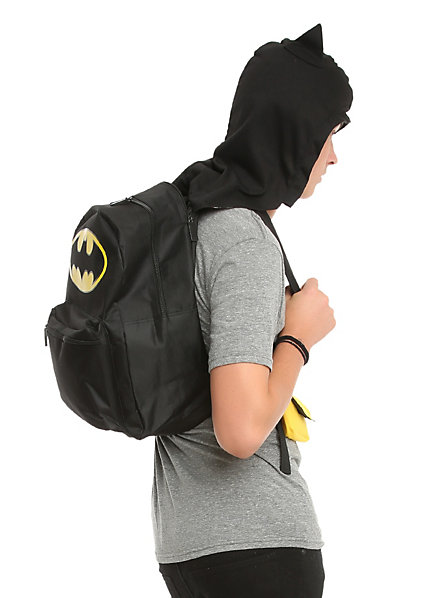 DC Comics Batman Suit-Up Backpack | Hot Topic