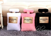 pillow,chanel,bag
