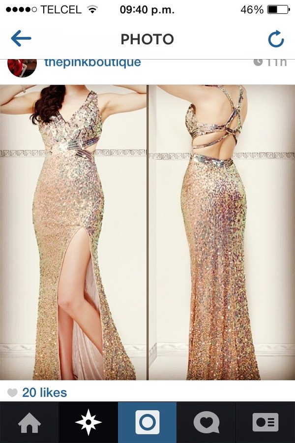 dress sequin prom dress beige prom dress sexy prom dress backless prom dress long prom dress