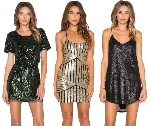 14f927c293f dress lucy paris robe de soirée chic revolve revolve clothing sequins  sequin dress party dress strass