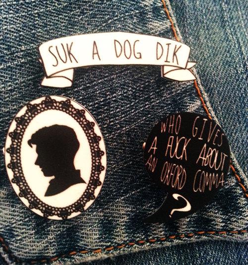 Oxford comma alex turner suk a dog dik by bandshite on etsy