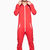 Original Fitted Red Onesie - Mens