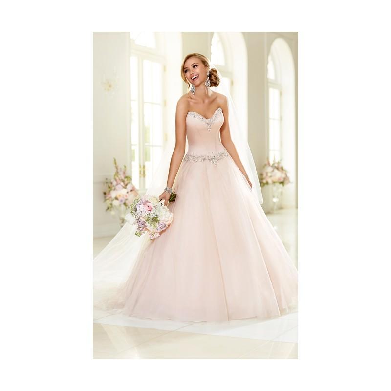 Stella York Designer Ball Gown Wedding Dress Style 5991 - Designer ...