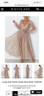 dress,glitter dress