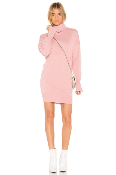 MAJORELLE dress pink