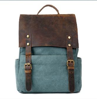 bag vintage bag vintage backpack leather bag leather backpack