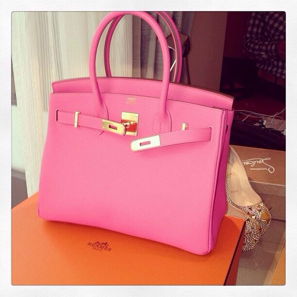 bag pink belt gorgeous
