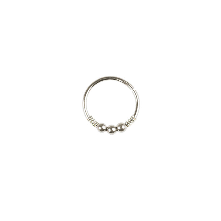 Asak. Tibetan Septum Ring