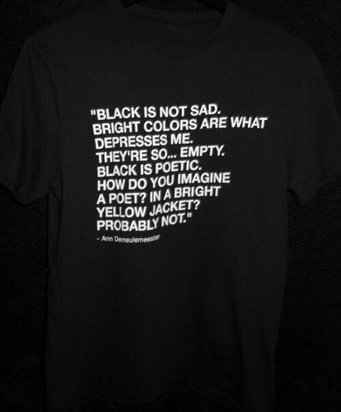 t-shirt poetic hype