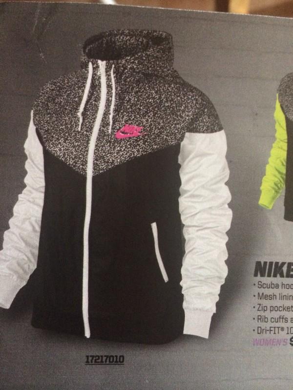 jacket pink nike