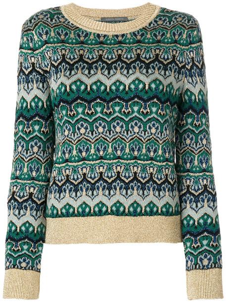 sweater knitted sweater women spandex wool green