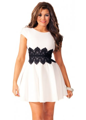 Jessica Wright Carol Dress | Jessica Wright Skater Dress | As Seen On Jessica Wright