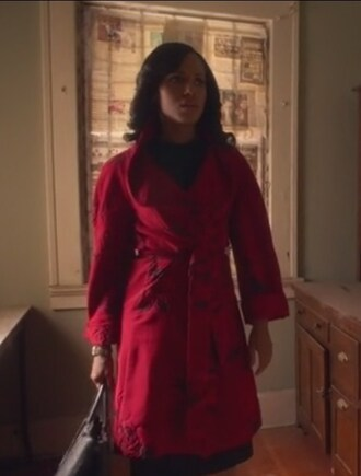 coat scandal olivia pope red escada kerry washington