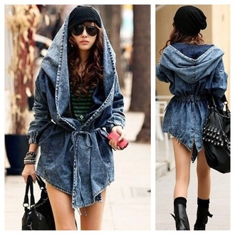 clothes fashion style jacket hoodie cute cardigan fall outfits kawaii girly coat denim jacket streetwear