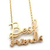 jewels,necklace,bestfriend jewelry,best friend necklace,best friends necklace,friendship necklace,girl necklace,woman necklace,bridemaid neckalce