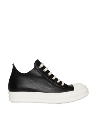 sneakers leather shoes