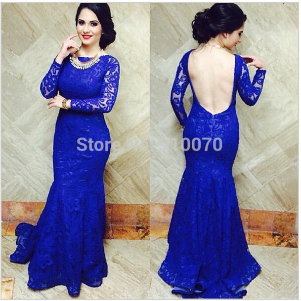 dress prom dress evening dress party dress mother of bride dress long sleeve prom dresses backless prom dress navy dress lace mother of the bride dress lace mother of the groom dress