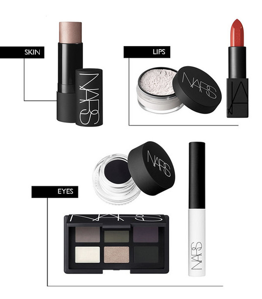 hello fashion blogger make-up cosmetics nars cosmetics