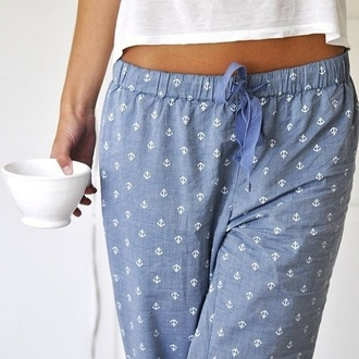 pajamas pants bottoms