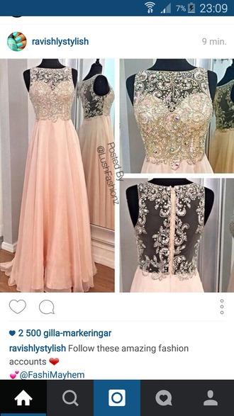 dress lightpink pink dress pink prom dress prom dress long prom dress