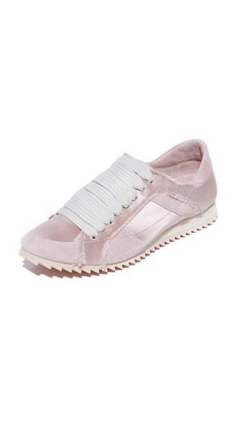 Pedro Garcia sneakers chiffon shoes