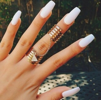 jewels ring gold gold ring knuckle ring beautiful