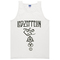 Led zeppelin logo tanktop - basic tees shop