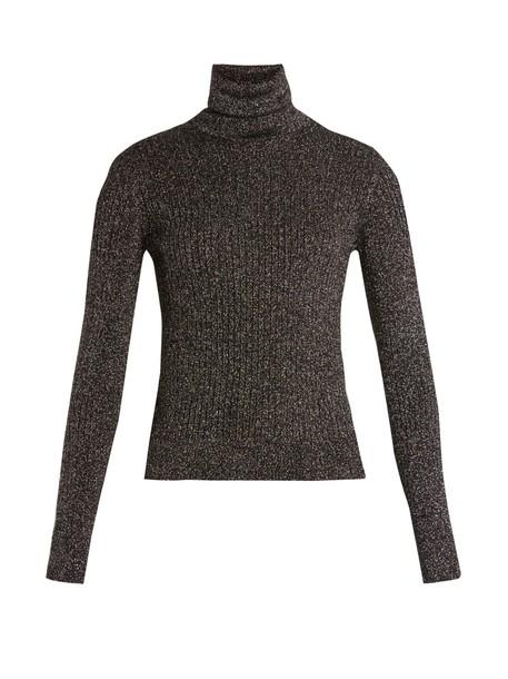 Saint Laurent sweater silver